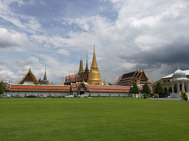 Temple of the Emerald Buddha, Wat Pra Kaeow, the Grand Palace