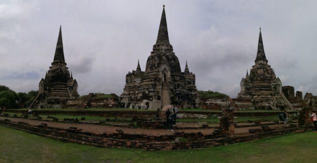 Wat Phra Sri Sanphet, der königliche Tempel