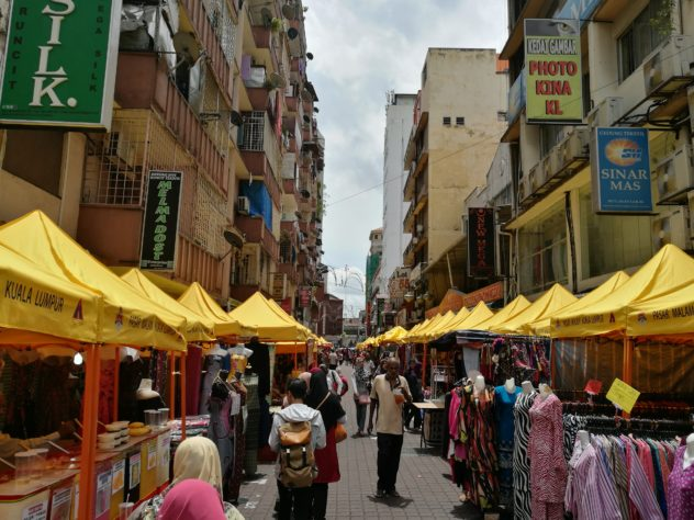 Markt in Little India