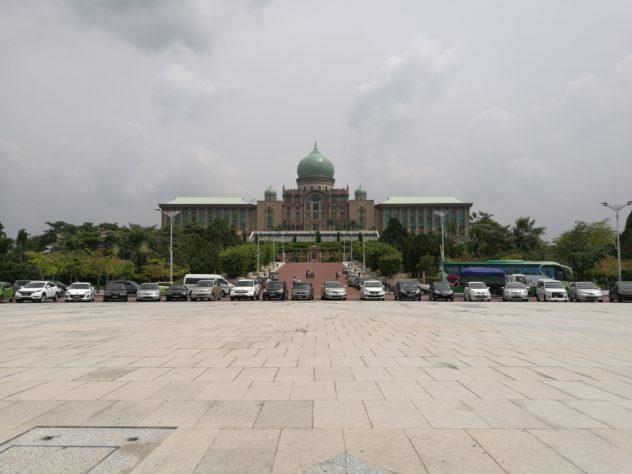 Perdana-Putra - Amtsitz des Premierministers