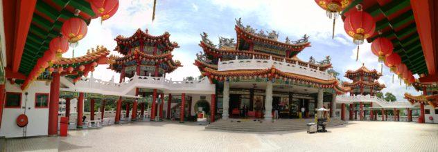 Hof des Tempels