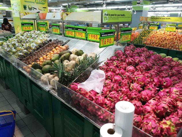 jede Menge Obst