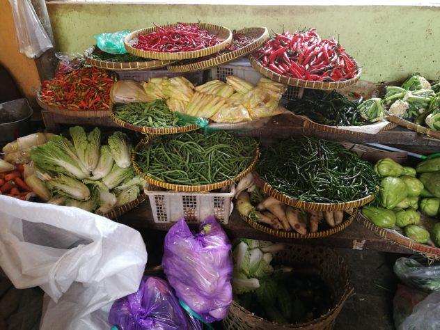 Gemüse... wie ich es liebe