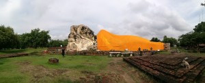 Wat Lokaya Sutharam - Ayutthaya